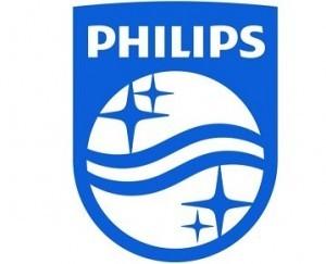 Philips nieuwe logo