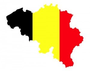 Belgische index BEL20