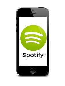 Spotify beursgang