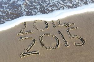 2014 naar 2015