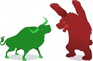 Volatiliteit beurs