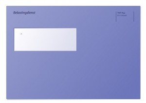 Brief van belastingdienst