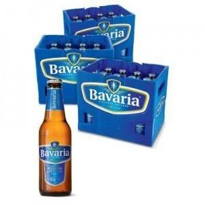 Bavaria kratjes bier
