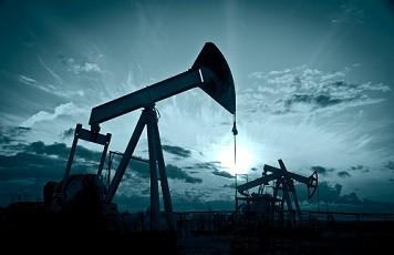 Daling olie zet door