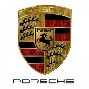 Porsche aandelen logo