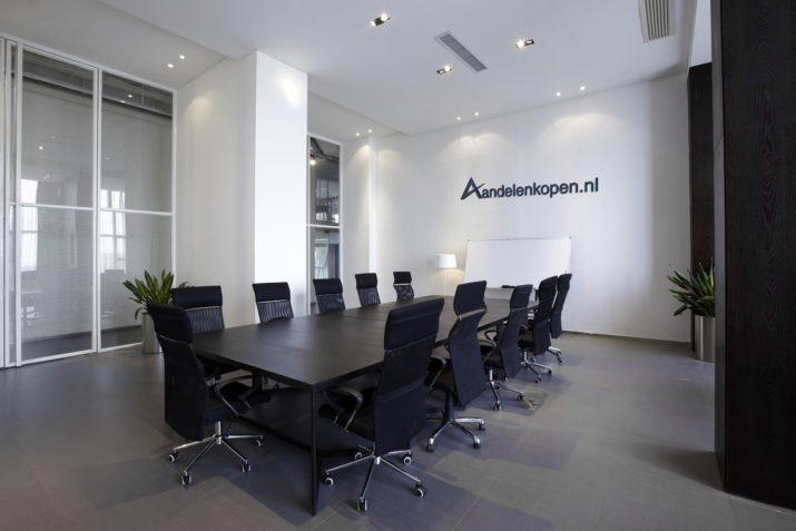 Aandelenkopen.nl kantoor