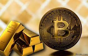 Goud of bitcoin belenggen?
