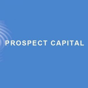Prospect Capital aandeel