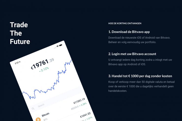 Bitvavo app crypto